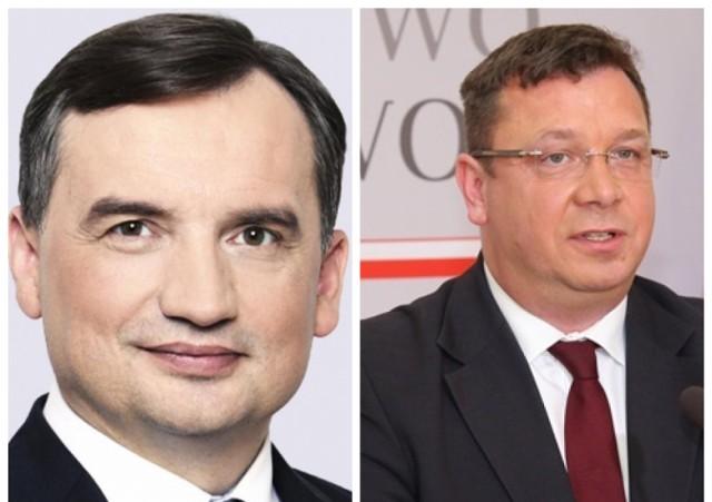 Michał Wójcik z Solidarnej Polski Zbigniewa Ziobry szuka wartościowych ludzi w powiecie zduńskowolskim