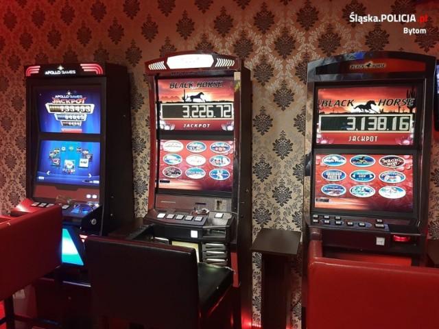 Bytom: kolejne nielegalne automaty w rękach policji!