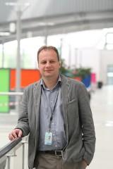 Mariusz Jachimek, były wiceprezes znów pracuje na lotnisku w Łodzi