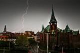 Uwaga! Burze i grad we Wrocławiu! Przeczytajcie ostrzeżenia!