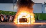 Extrem Cascaders Team zawita do Pucka: w programie m.in. monster trucki, kontrolowane wypadki, przejazd przez ścianę ognia | ZDJĘCIA