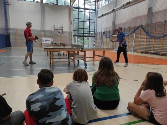 """Projekt """"Czas na sport z ANWILEM!"""" w Szkole Podstawowej nr 19 we Włocławku"""