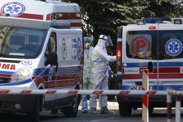 Koronawirus w woj. śląskim: 70 nowych przypadków