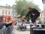 Tomasz Karolak i Pączki w Tłuszczu zagrali na zakończenie Dni Wągrowca! Rynek pękał w szwach!