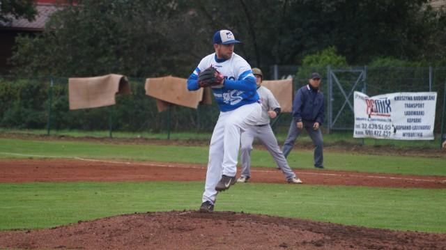Baseball w Rybniku: pierwszy mecz finałów