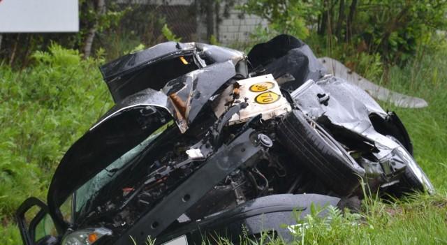 Wypadek w Żorach: kierowca tira z Turcji skazany