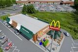 Karuzela w Lublińcu – tak będzie się nazywała galeria koło McDonalds'a