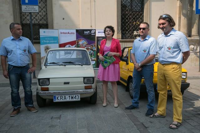 W dniach 14-16 sierpnia w Krakowie odbędzie się 12. Ogólnopolski Zlot Fiata 126p.