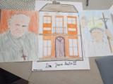 Szkoła Podstawowa w Różynach uczciła 100. urodziny Jana Pawła II |ZDJĘCIA