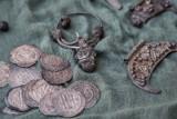 Arabskie monety i inne skarby trafiły do muzeum w Lublinie