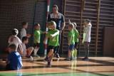 Igrzyska Przedszkoli w Akademii Reissa w Wągrowcu. Zobaczcie zdjęcia młodych sportowców