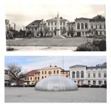 Wągrowiec kiedyś i dziś. Tak zmieniło się miasto. Porównanie starych i nowych zdjęć [ZDJĘCIA]