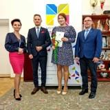 Nowi nauczyciele mianowani w Mysłowicach. Nauczyciele złożyli ślubowanie