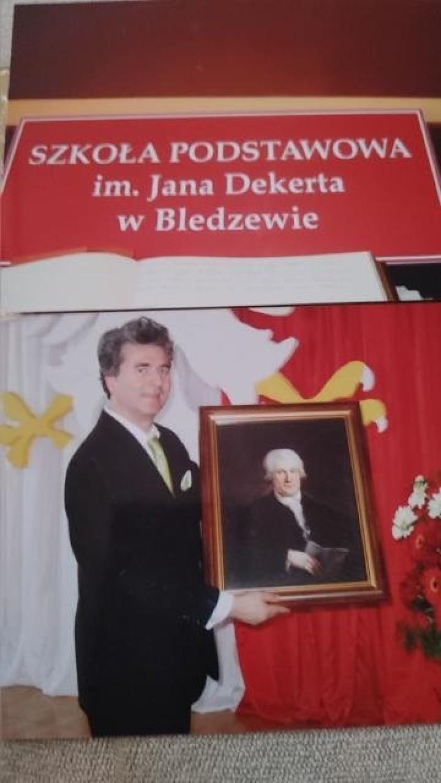 Unikalne zdjęcia z początków kariery polskiego barytona. Zaczynał w Bledzewie, a trafił do światowych oper