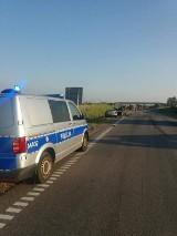 Wypadek na obwodnicy Augustowa. Jedna osoba nie żyje, droga zablokowana