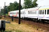 Leszno. Opóźnienia pociągów do Poznania potrwają do środy. Uszkodzono trakcję w czasie przebudowy