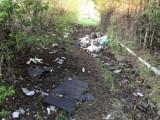 Słupskie lasy pełne śmieci. A przecież niedawno tam sprzątano! [ZDJĘCIA]