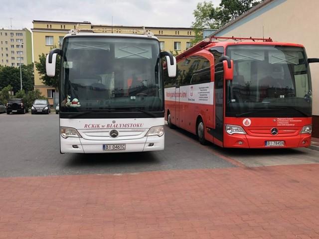 Jeden z tych autobusów przyjedzie do Bielska, który? Sprawdźcie sami.