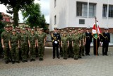 Pogranicznicy złożyli ślubowanie. To największa od lat grupa funkcjonariuszy, która zacznie służbę w Morskim Oddziale Straży Granicznej