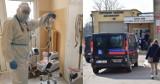 Wieluń. Szpital tworzy kolejny oddział covidowy. Przybywa pacjentów, w tym młodych