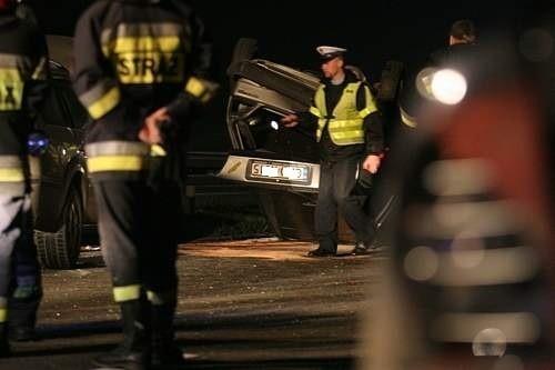 Wypadek w Napolu gm. Kiejwo Królewskie