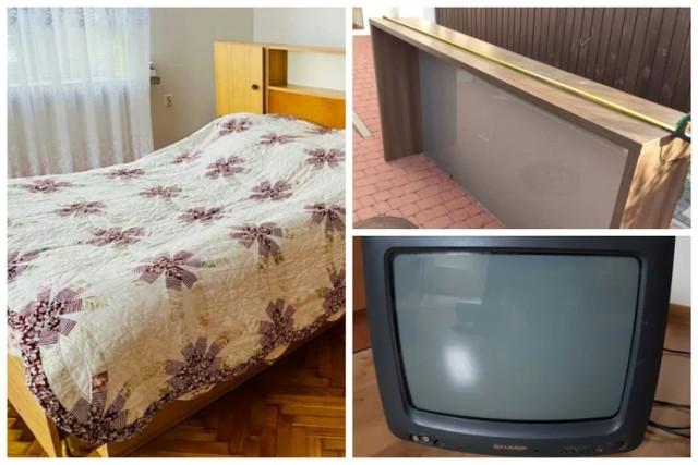Mieszkańcy województwa podlaskiego w nowym roku robią porządki w swoich domach i mieszkaniach. Na portalu ogłoszeniowym OLX można znaleźć meble, telewizory, sprzęt RTV i AGD, zabawki, opony samochodowe i wiele innych rzeczy. Zobacz oferty na kolejnych zdjęciach --->