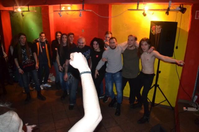 Muzycznie na rzecz WOŚP w Hadesie