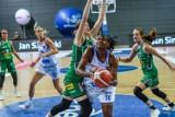 KS Basket 25 Bydgoszcz wygrał z Pszczółką Lublin. Bydgoskie koszykarki wiceliderem tabeli [zdjęcia]