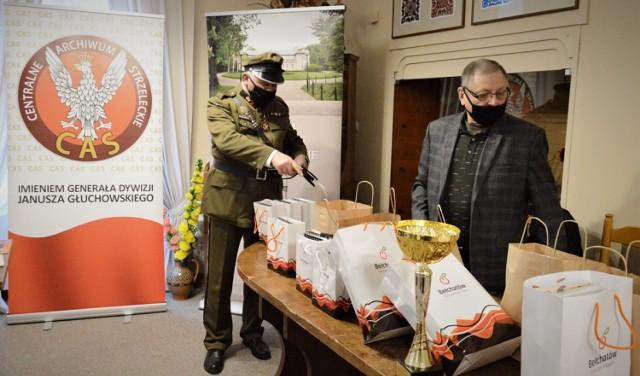 Konkurs wiedzy o Żołnierzach Niezłomnych w Bełchatowie, 1.03.2021