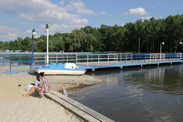 Już wkrótce zacznie się sezon na kąpielisku w Parku Słupna w Mysłowicach.   Zobacz kolejne zdjęcia. Przesuń zdjęcia w prawo - wciśnij strzałkę lub przycisk NASTĘPNE
