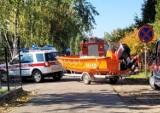 Dąbrowa Górnicza: Trwa trzeci dzień poszukiwań na Pogorii III. Nurkom wciąż nie udało się znaleźć żeglarza, który wpadł do wody