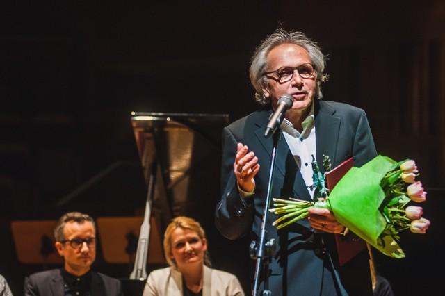 Poznaliśmy laureatów Pomorskiej Nagrody Artystycznej 2018  Nagrodę za całokształt osiągnięć  otrzymał Maciej Świeszewski