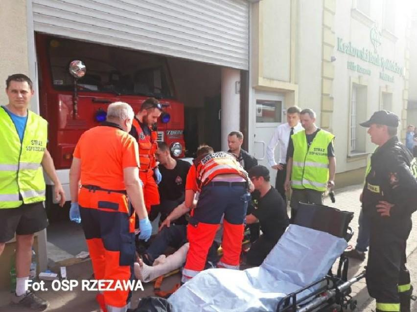 Szpital psychiatryczny zamiast kary więzienia dla Roberta R., sprawcy wypadku w Rzezawie
