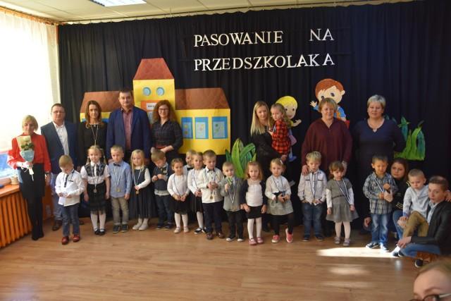 Pasowanie Na Przedszkolaka W Konopnicyzdjęcia Wieluń
