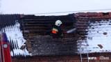 Pożar budynku gospodarczego w jednej z miejscowości gminy Przemęt
