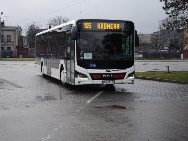 Częstochowski przewoźnik testuje dwa różne autobusy elektryczne