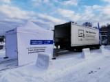 Na osiedlu B w Tychach działa Mobilny Punkt Odbioru Zamówień IKEA. Jest na parkingu sklepu E.Leclerc
