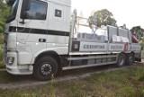 Kwidzyńscy policjanci odzyskali ciężarówkę skradzioną na terenie Niemiec. Zatrzymano dwóch mieszkańców powiatu kwidzyńskiego