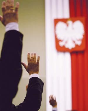 Z Sejmem mijającej kadencji żegna się 35 posłów z naszego regionu, foto: Andrzej Wiktor
