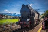 W wakacje na tory wyruszy pociąg retro. Ostatni raz na trasie z Nowego Sącza do Chabówki