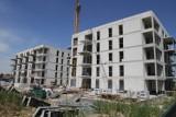 Na Osiedlu Glivia powstają kolejne mieszkania. Zobaczcie jak idą prace budowlane [ZDJĘCIA]