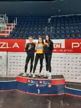 Wielki sukces chodzieżanki! Zdobyła brązowy medal na Mistrzostwach Polski w Trójskoku!