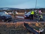 Wypadek na obwodnicy Szczawna-Zdroju. 19-latka zginęła na miejscu. Za szybko, za ślisko... [AKTUALIZACJA 29.01.2021]