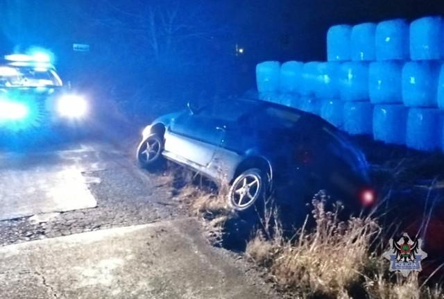 Pijani kierowcy w Wałbrzychu, na szczęście obyło się bez tragedii