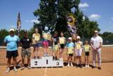 Turniej Tenisa Ziemnego w Skierniewicach. Grała młodzież i dzieci ZDJĘCIA