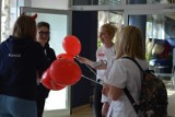 Wampiriada na Politechnice Gdańskiej. Studenci zorganizowali zbiórkę krwi na uczelni [zdjęcia]