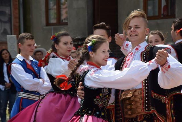 Minister Waszczykowski na Sieradzkim Świętowaniu