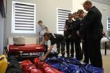 Strażacy z Żor dostali nowy sprzęt z dotacji Ministerstwa Sprawiedliwości - ZDJĘCIA