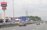 Katowice: Ogromne korki na DTŚ. Wypadki i zamknięty tunel. Policja wprowadza objazdy