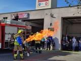 Witkowo. Dzień Otwartej Strażnicy w OSP Witkowo. Młodzież zwiedziła remizę strażacką
